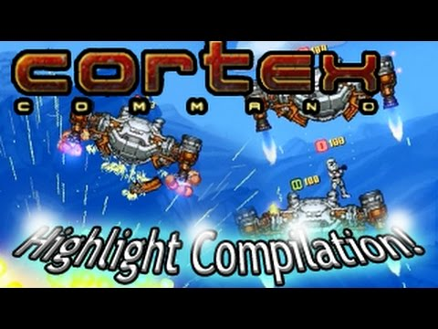 Cortex Command Highlight Compilation |