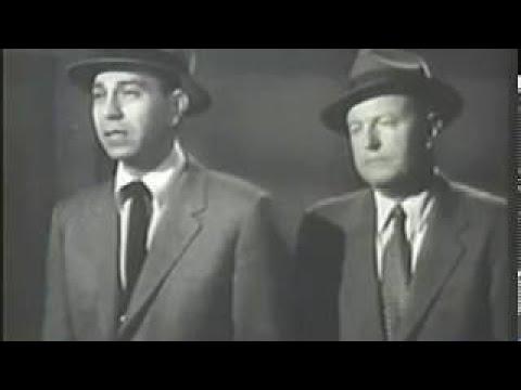 Dragnet 1950s TV Series The Big deal