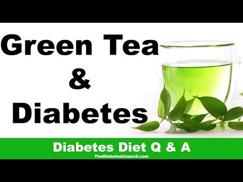 Is Green Tea Good For Diabetes?