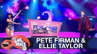 Pete Firman & Ellie Taylor perform Little Mix