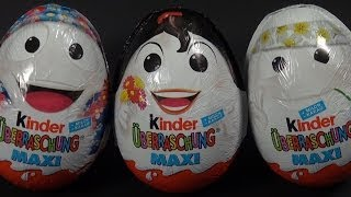 3 x kinder maxi ei baby looney tunes special edition kinder surprise maxi egg