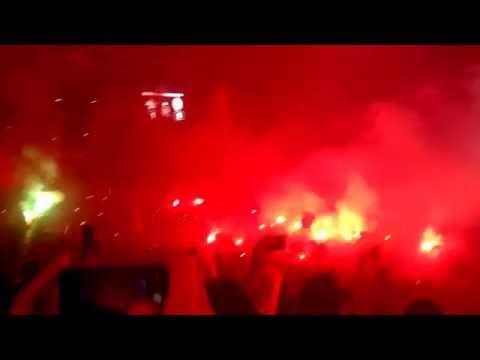 Burn Gelora Bung Karno Stadium, Jakarta, Indonesia (Juventus Tour Asia 2014)