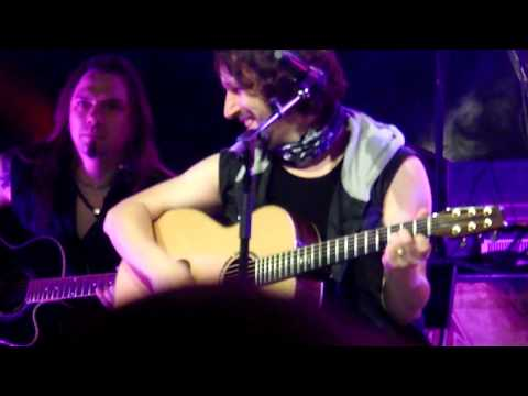 Sonata Arctica- Tallulah (Acoustic) @ Kuopio, 12.10.2012