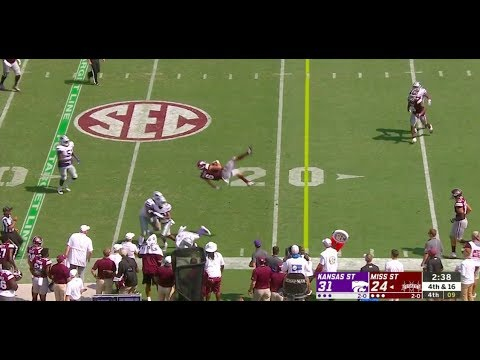 Matt Thomas - Does this Mississippi State QB top the Rosencopter?