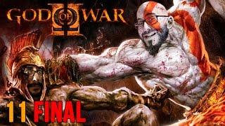 GOD OF WAR 2 - Episodio 11 - El principio del FINAL