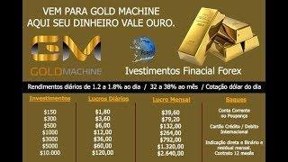Como investir no mercado FOREX (Apresentaçao Gold Machine )