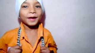 Age 9 Year Rap Song by suraj Rapper | Child HiPHop | New Punjabi Rap GuRu Bhai Grb Rapper