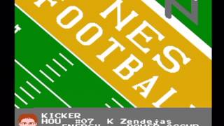 NES Play Action Football - Playoffs { Part 6 }
