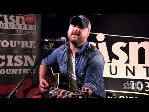 "Aaron Goodvin - ""Knock On Wood"" Live at CISN Country"