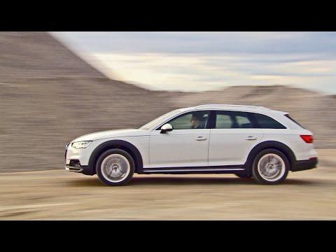 FOOTAGE: 2017 Audi A4 allroad quattro