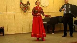 видео РГК - Вокальное искусство