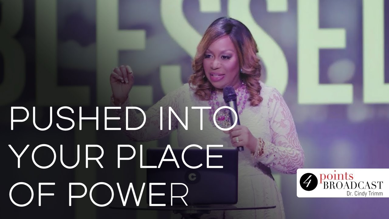 Pushed Into Your Place Of Power 