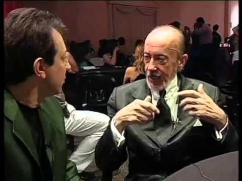 Interview (2nd part) in 2004 of CARLOS GAVITO given to MIGUEL ANGEL ZOTTO about TANGO. part 2/2