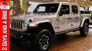 2020 Jeep Gladiator - The only open air pickup truck on the market!