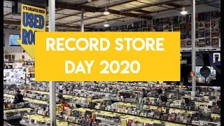 The 2020 record store day list is out. I share some of the ones I'm looking forward to.