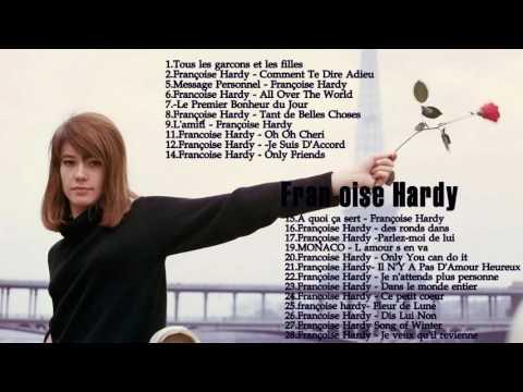 Françoise Hardy greatest hits -  Les Meilleurs Chansons de Françoise Hardy
