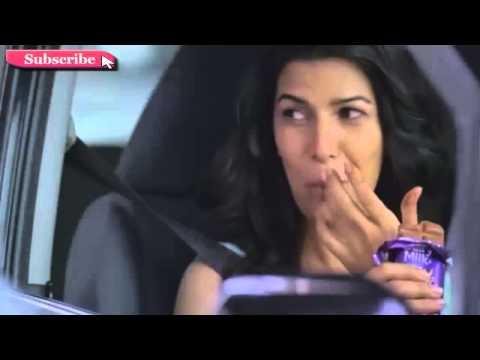 Cadbury Dairy Milk Silk AD Traffic Jam...