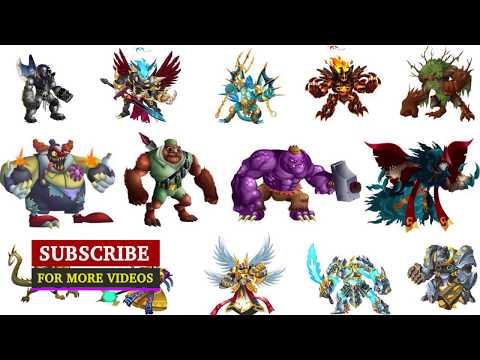 How To Breed Legendary Monster Legends L Get Legendary Monster By Breeding