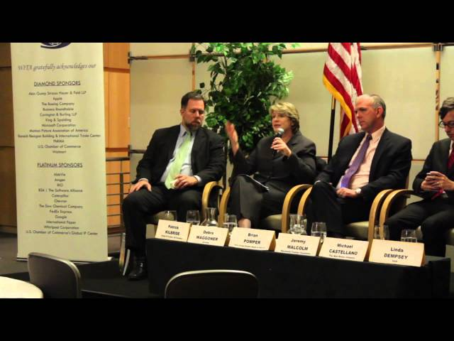 WITA TPP Series: IP in a 21st Century Agreement-Debra Waggoner of Corning 3/17/16