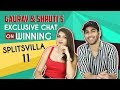 Gaurav Alugh And Shruti Sinha S Exclusive Interview On Winning Splitsvilla 11 MTV India