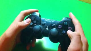 Tutoríal controles ps3 FIFA 11