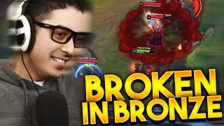 UDYR IS ONLY BROKEN IN BRONZE - Trick2G