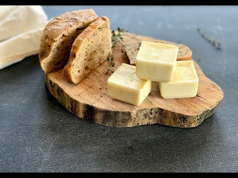 Vegan Butter: With only simple ingredients you know!