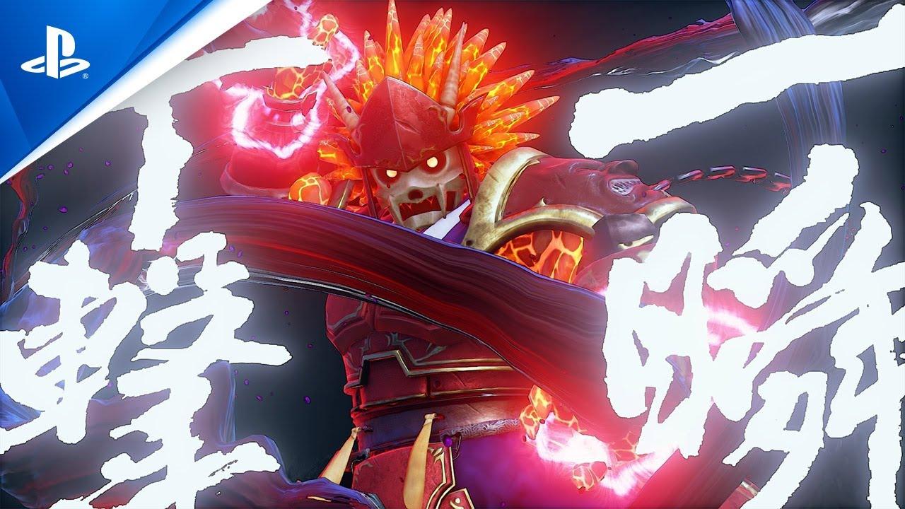 Street Fighter V: Champion Edition - Garuda Extra Battle Costume Trailer | PS4
