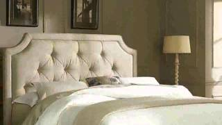 Queen Tufted Headboard -  Photos New