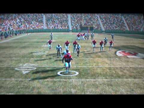 Madden 09- Glenn Dorsey 80 Yd Touchdown