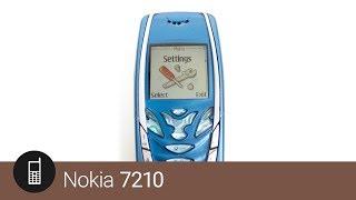 Retro: Nokia 7210