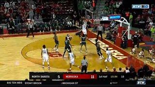 Watson Jr. to Okeke for the oop dunk vs. North Dakota thumbnail