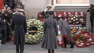Journée de commémoration de l'armistice de la Première guerre mondiale