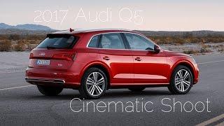 2016 2017 all new audi q5 suv cinematic shoot   w interior shots