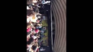 SILVERSTEIN MY HEROINE LIVE WARPED TOUR 2013 AZ