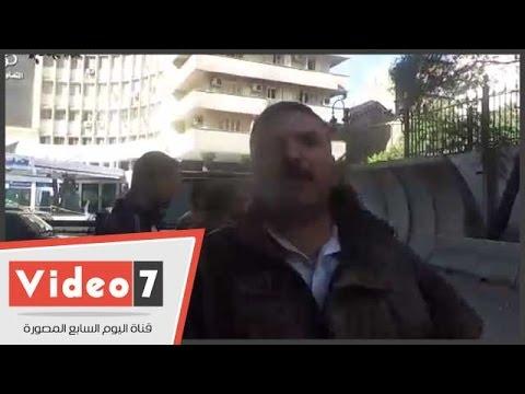 اليوم السابع : بالفيديو..وفد من العاملين بقطاع الزراعة الآلية يتقدمون بشكوى إلى مجلس الوزراء