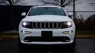 2015 Jeep SRT Review