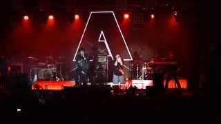 Fragment koncertu AFROMENTAL / Dni Gniezna 2015 - Gniezno.com.pl 17 maj 2015