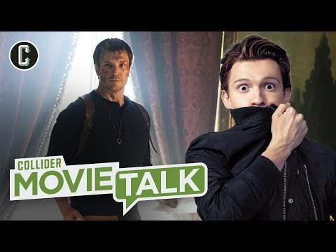 Uncharted: Could  Film Overtake Studio Version?  Movie Talk