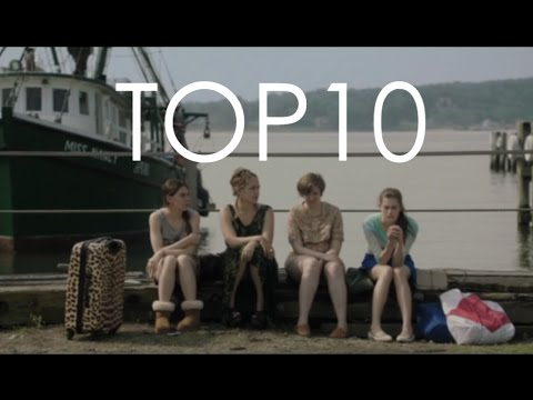 Top 10 Moments of HBO Girls