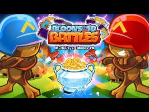 Too Many Banks!!   Bloons Tower Defense Battles