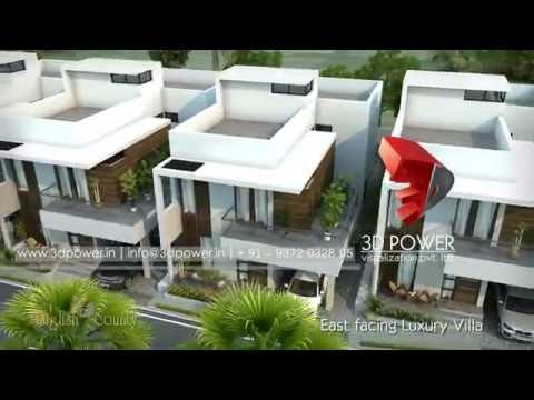 TOWNSHIP WALKTHROUGH DESIGNS | 3D ARCHITECTURAL ANIMATION