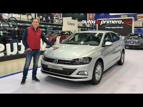 Volkswagen Virtus 2019, Así Es El Nuevo Sedán Compacto De La Casa Alemana | Revisión