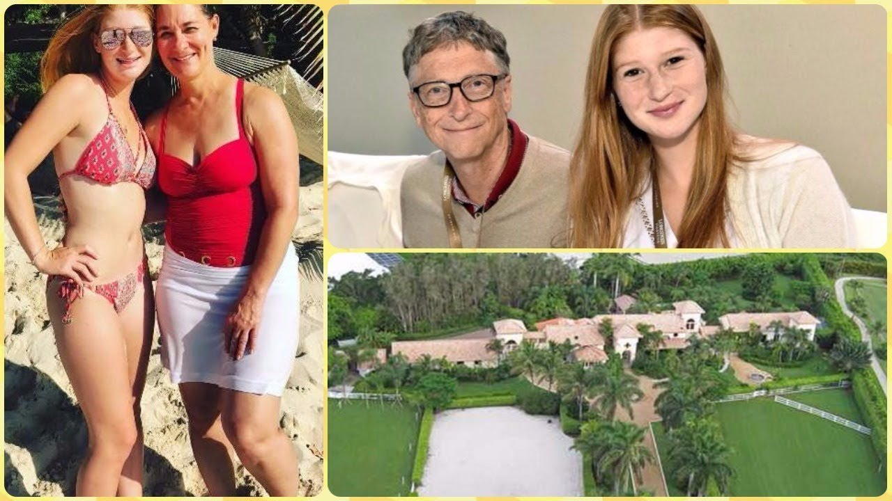 Bill gates daughter jennifer katharine gates will marry a muslim guy