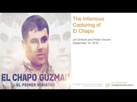 """Capturing El Chapo"" 
