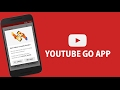 How To Use YouTube Go App Best App For Download , Share Video