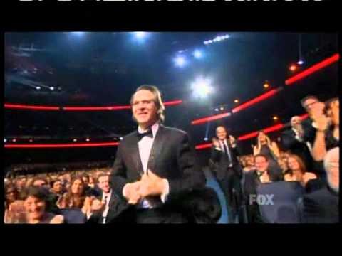 Emmy Awards 2011 - Jason Katims Wins, 2011