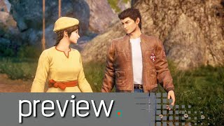 Shenmue III Preview - Noisy Pixel