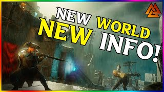 New World Shows Off Skill Trees and Masteries! It's A Good Start.