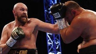 Tyson Fury vs Francesco Pianeta Full Fight Highlights